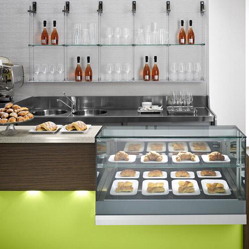 arredamento bar caffetteria negozio alimentari lecce cdl italia