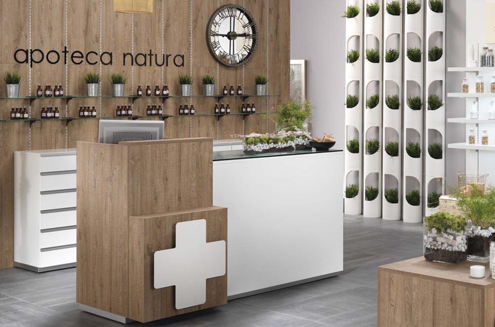 arredamento farmacia negozio prodotti curativi lecce cdl italia