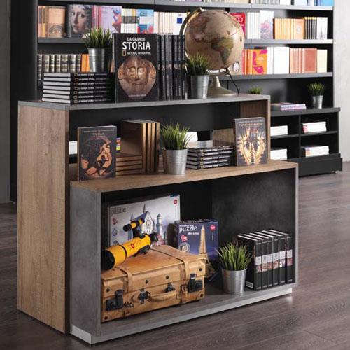 arredamento libreria arredo negozio lecce cdl italia