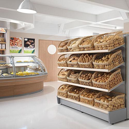 arredamento panificio supermercato negozio alimentari lecce cdl italia