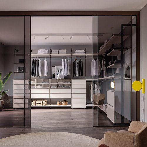 dressing room progettazione cabine armadio installazione lecce provincia cdl italia