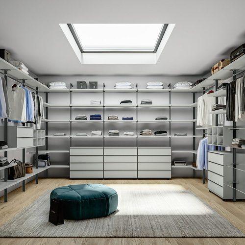 progettazione cabine armadio installazione dressing room lecce provincia cdl italia