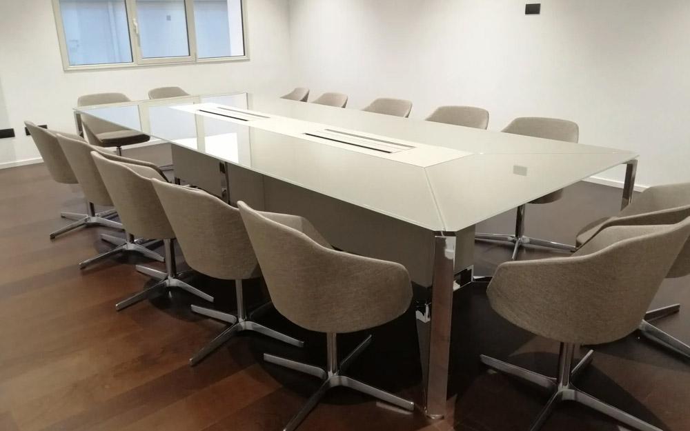 progettazione arredamento sala conferenze lecce cdl italia