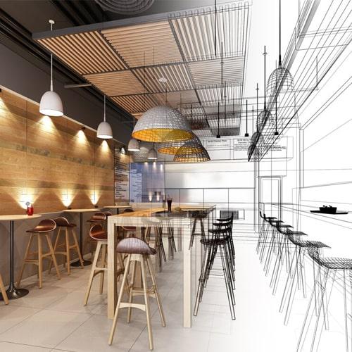 progettazione negozio ufficio ristoranti lecce matino cdl italia